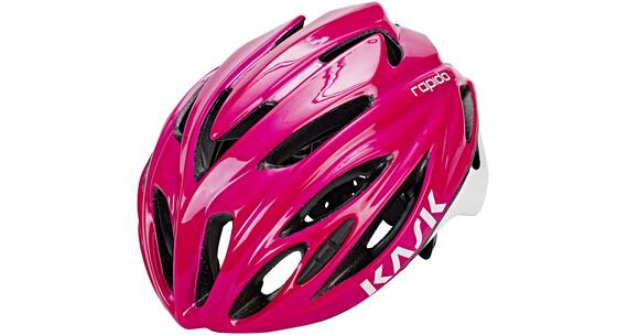 Kask Rapido Helm pink